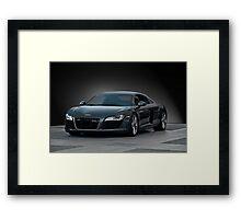 2006 Audi R8 GT3 Framed Print