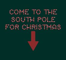 Come to The South Pole For Christmas by ShaanBr