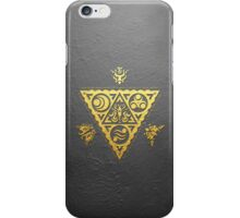 Waker of Winds Tri-Force iPhone Case/Skin