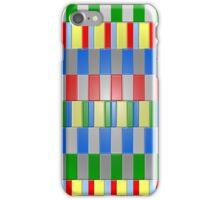 Colorful Blocks iPhone Case/Skin