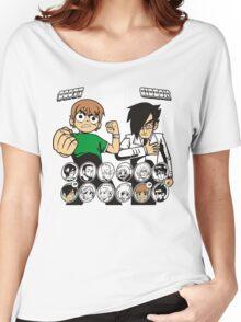 SCOTT's ARCADE Women's Relaxed Fit T-Shirt