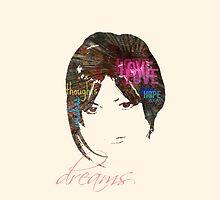 Eyes. Dreams. by ArtByRuta