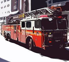 Ladder 24 by Dan O'Gorman