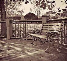 Waiting On A Friend by ©Dawne M. Dunton