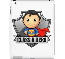 Class A Hero iPad Case/Skin