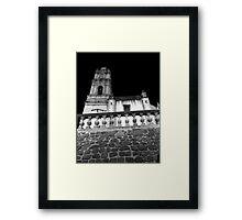 ©MS Tlalpujahua IXA Monochromatic Framed Print