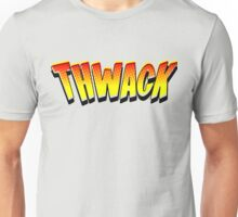 Thwack! Comic Book Sound Effect Unisex T-Shirt