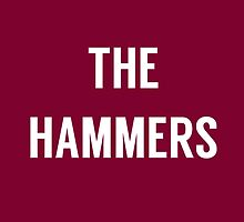 The Hammers - West Ham United by lovesports