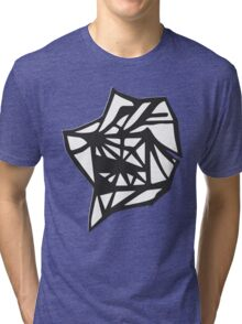 Abstract cool tee  Tri-blend T-Shirt