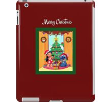 Merry Christmas Disney-Inspired Products iPad Case/Skin