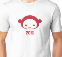 Year of the Monkey 2016 Unisex T-Shirt