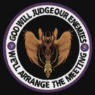 God will judge our enemies by Kevyn Paul Eisenman