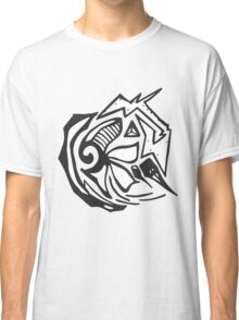 Abstract cool tee 3 Classic T-Shirt
