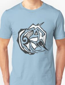 Abstract cool tee 3 Unisex T-Shirt