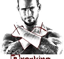 CM Punk Breaking Bones by dno123