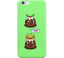 Fire Pudding iPhone Case/Skin