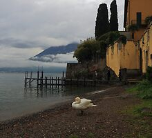 Varenna Italy by DHParsons