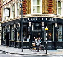 Hugger Mugger at The Jugged Hare, Chiswell Street by MarcW