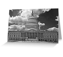 The Capitol I Greeting Card