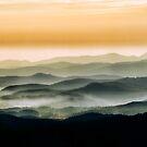 Blue Ridge Sunrise by Beth Mason