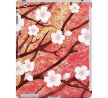 White Blossoms Sunrise iPad Case/Skin