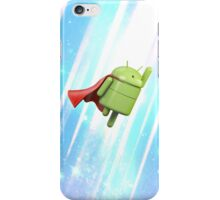 Android super hero iPhone Case/Skin