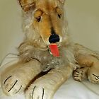 "Vintage Steiff ""Lassie"" (Collie) by Bine"