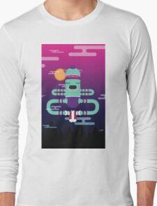 YOGA Long Sleeve T-Shirt
