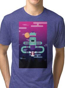 YOGA Tri-blend T-Shirt