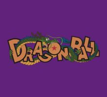Dragonball Logo by germanmuffin