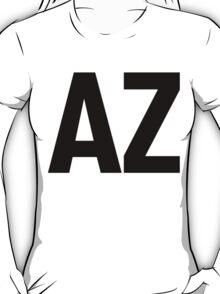 Arizona AZ Black Ink T-Shirt