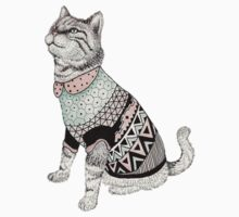 Cat in a Sweater by TheRobertMalo