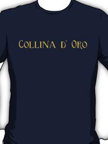 Collina d' Oro  T-Shirt