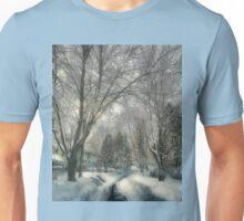 Brookline after Blizzard Nemo Unisex T-Shirt
