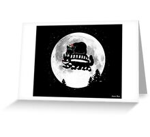 To-To-Ro Merry Christmas Greeting Card