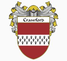 Crawford Coat of Arms/Family Crest by William Martin
