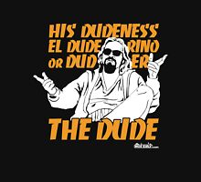 The Dude (Big Lebowski) Unisex T-Shirt