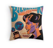 VintagePoster - A Scandal in Belgravia Throw Pillow