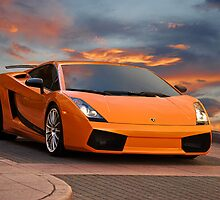 2008 Lamborghini Gallardo Superleggera II by DaveKoontz