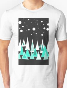 Snow Trees T-Shirt