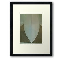 Detail, Guggenheim Museum, New York City Framed Print