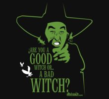 Wicked Witch Of The West by Mos Graphix