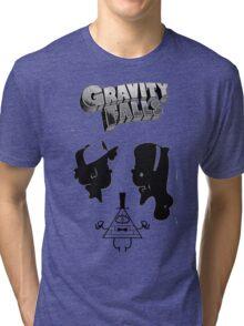 gravity falls portrait   Tri-blend T-Shirt