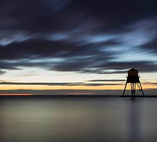 Dovercourt Lower Lighthouse by Mark Sawyer