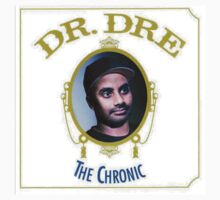 Aziz - The Chronic by MessyTable