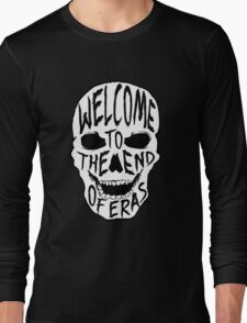 The End of Eras (Panic! At The Disco) Long Sleeve T-Shirt