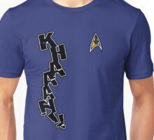 KHAAAN!! Unisex T-Shirt