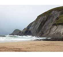 Coumeenole Beach, Dingle Peninsula, Ireland Photographic Print