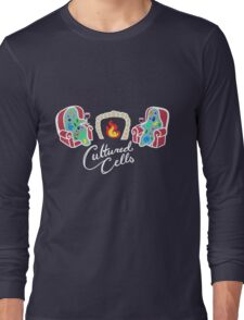 cultured cells Long Sleeve T-Shirt