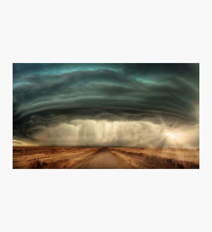 Super Cell Storm Photographic Print
